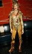 2003: Heidi als Goldene Gladiatorin. (Quelle: Evan Agostini/Getty Images)