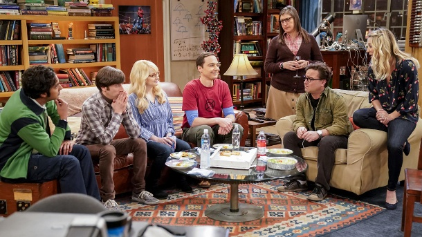 "Dieser ""The Big Bang Theory""-Nerd verdient am meisten. ""The Big Bang Theory"": Nach der zwölften Staffel ist Schluss. (Quelle: Erik Voake/CBS via AP)"