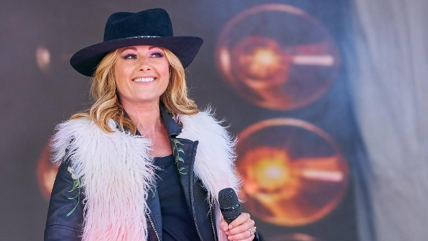 Helene Fischer: Die Sängerin kann sich bei den Einnahmen pro Konzert mit den internationalen Superstars messen. (Quelle: Peter Schatz/imago/Action Press)