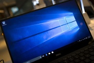 Laptop mit Windows 10 (Quelle: Reuters/Mike Segar)