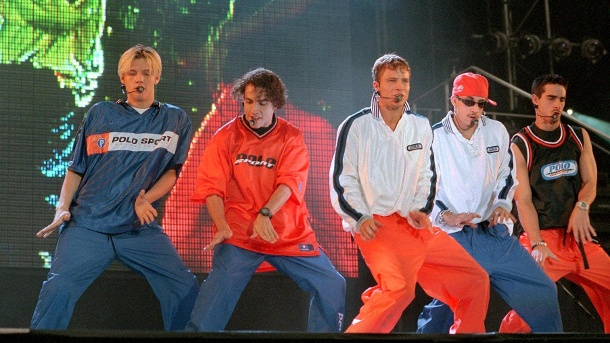 Backstreet Boys Starten Deutschland Tour In Hannover