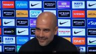 Ist Manchester-City-Trainer Pep Guardiola besser als Sex? (Screenshot: Omnisport)