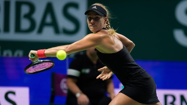 Angelique Kerber holt Rainer Schüttler als neuen Coach. Deutschlands beste Spielerin in Aktion: Angelique Kerber. (Quelle: imago/ZUMA Press)