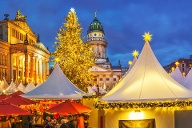 Weihnachtsmarkt Berlin (Quelle: Getty Images/sborisov)