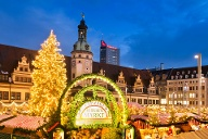 Weihnachtsmarkt Leipzig (Quelle: Getty Images/TommL)
