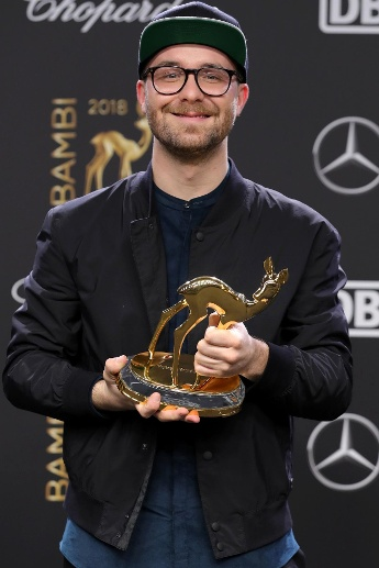 Musik National: Mark Forster (Quelle: Andreas Rentz/Getty Images)