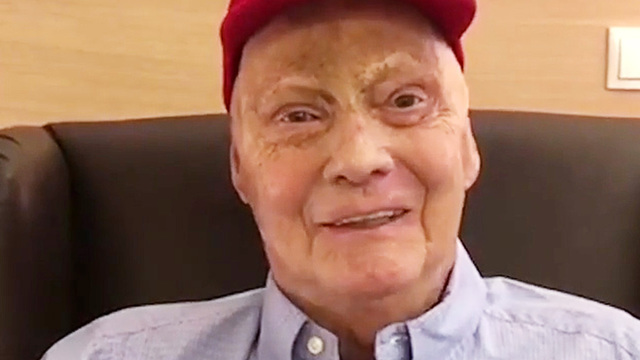 Formel-1-Legende Niki Lauda - Formel-1-Legende Niki Lauda (Screenshot: Instagram)