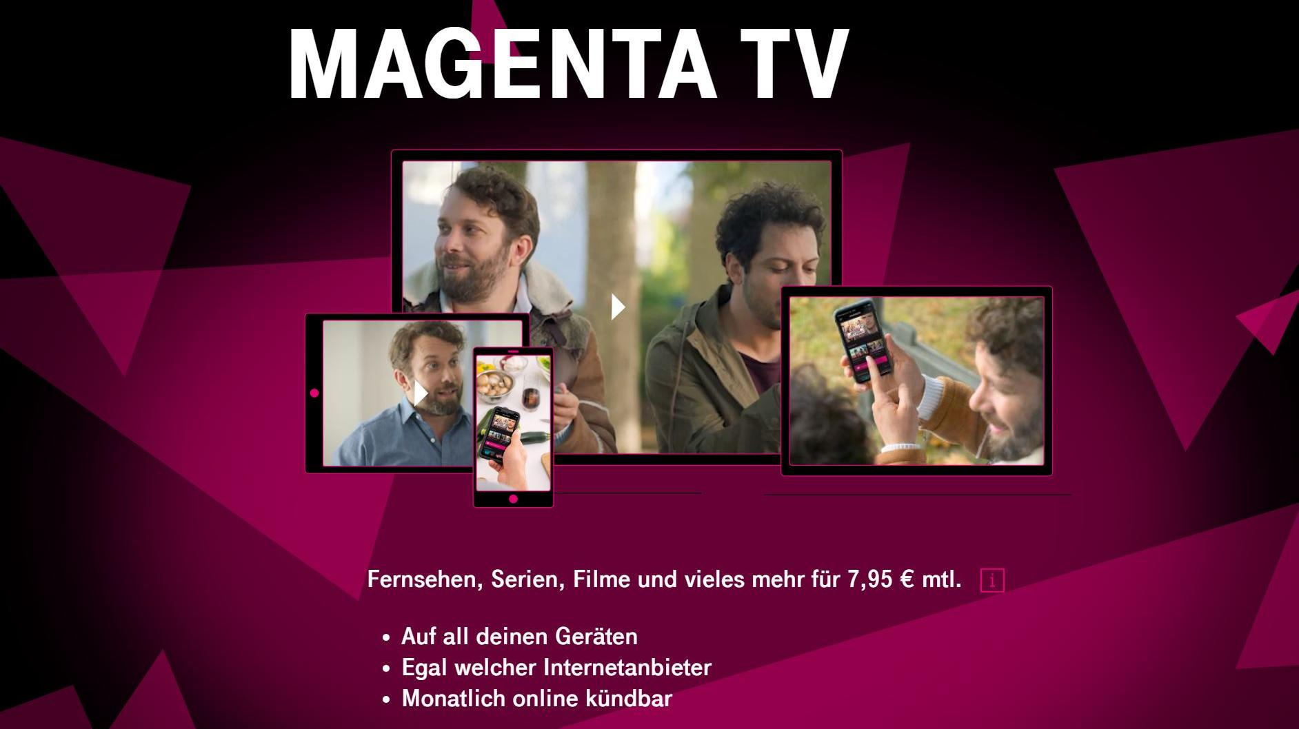 umweg ber telekom kundencenter so k ndigen sie das magentatv abo wieder. Black Bedroom Furniture Sets. Home Design Ideas