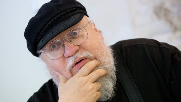 Game of Thrones: George R.R. Martin schwört auf Pizza aus New York. Bei Pizza aus New York gerät George R.
