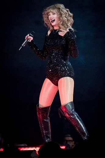 Platz 6: Taylor Swift (80 Millionen US-Dollar) (Quelle: imago)