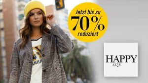 Winter Sale bei happy-size.de