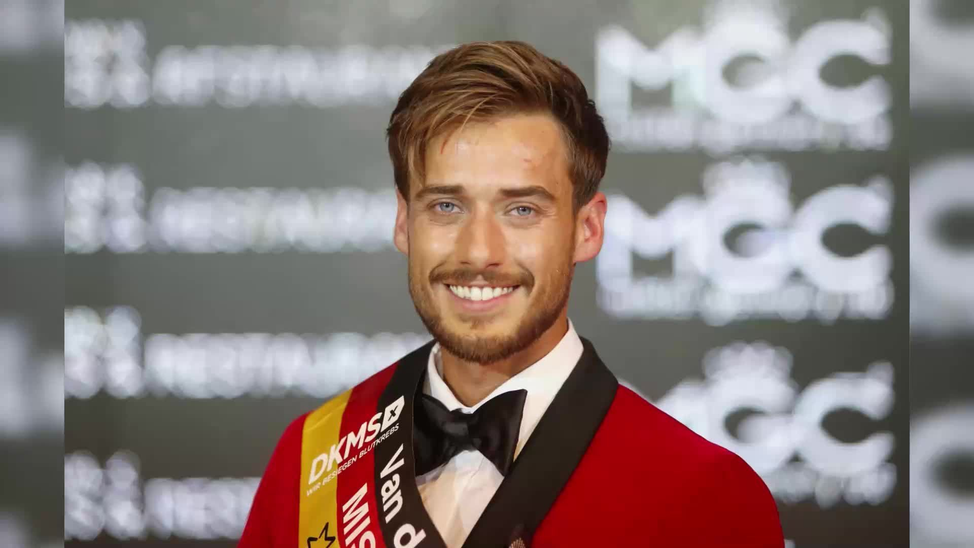 Mister Germany Wahl