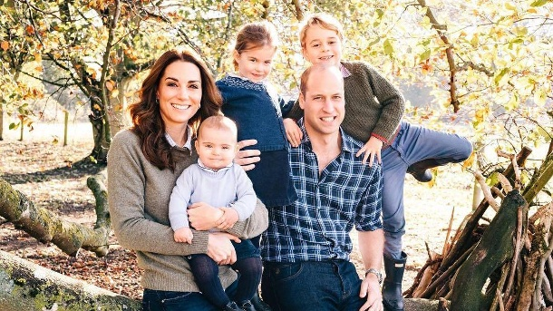 Kinder William Kate Namen