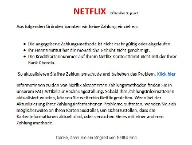 Screenshot einer Netflix-Phishing-Mail (Quelle: t-online.de/Screenshot)