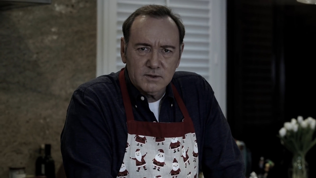 """House of Cards""-Darsteller und Hollywood-Star Kevin Spacey postet bizarres Video (Quelle: YouTube)"