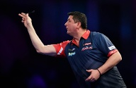 "Mensur Suljovic. Spitzname: ""The Gentle"". (Quelle: imago images/PA Images)"