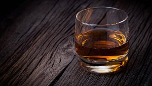 Genuss pur: Ein Glas Single-Malt-Whisky