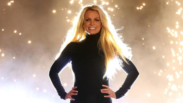 18 October 2018 Las Vegas Nevada Britney Spears Britney Spears appearance at Toshiba Plaza to (Quelle: Imago)