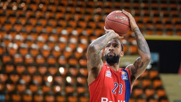 Bayerns Basketballer kassieren nächste Pleite in Euroleague. FC Bayern Basketball Derrick Williams