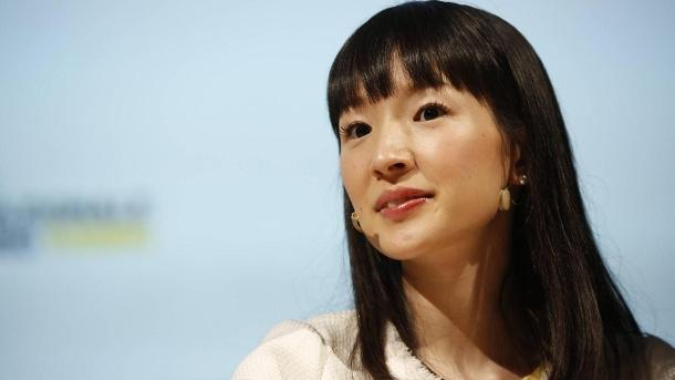 Marie Kondo. (Quelle: imago images/Zuma Press)