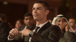 US-Ermittler wollen DNA-Probe von Ronaldo (Quelle: imago/LaPresse)