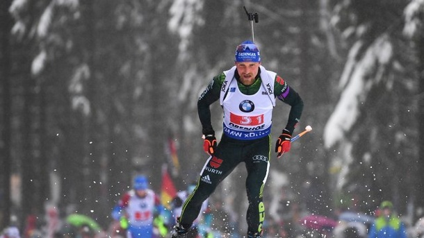 Weltcup Biathlon: Neu-Papa Erik Lesser will in Antholz WM-Norm knacken. In Antholz will Erik Lesser die WM-Norm knacken.