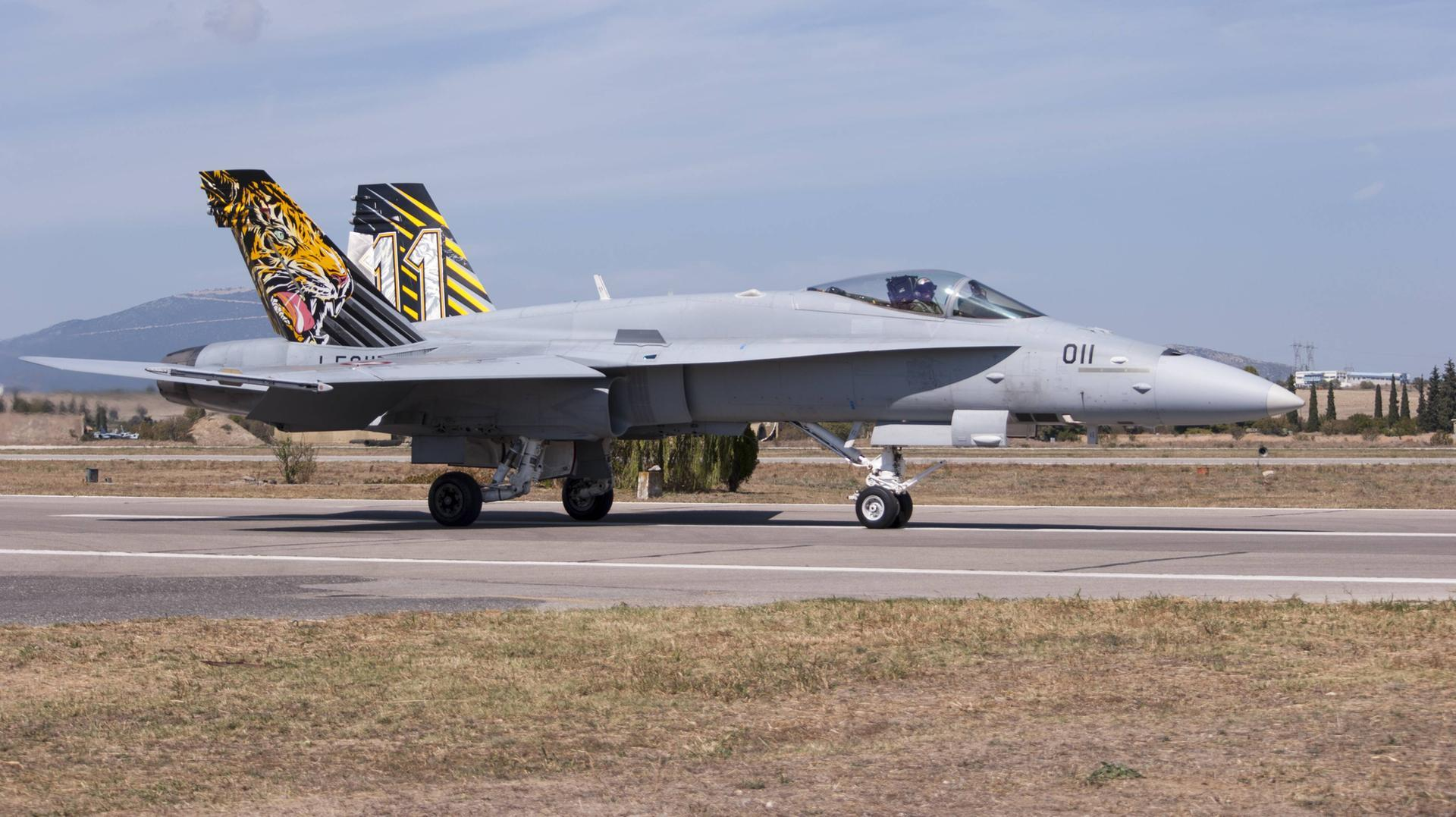 Will The F18 Be The New Bundeswehr Fighter Aircraft