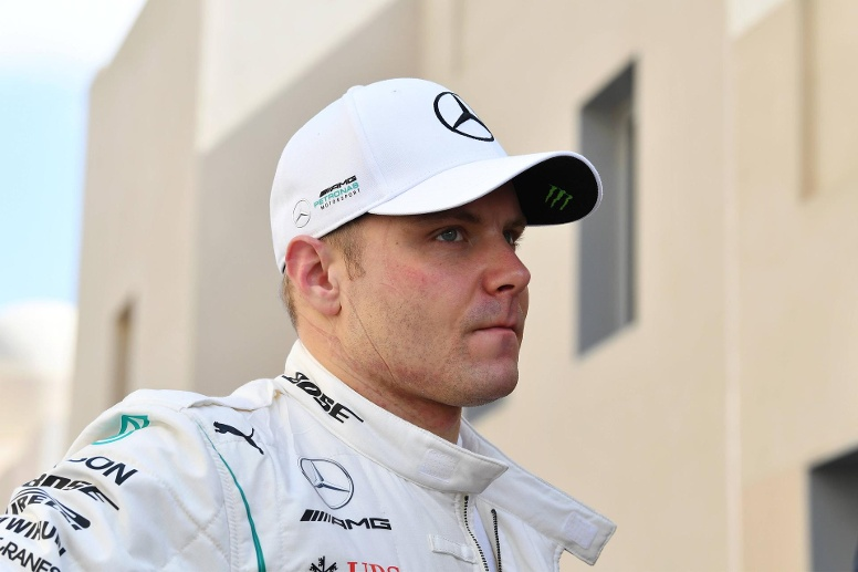 Mercedes: Valtteri Bottas (Quelle: imago images/Motorsport Images)