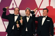 "Bester Film, bestes Drehbuch: ""Green Book"" bekam mehrere Oscars.  (Quelle: Getty Images)"
