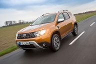 Dacia Duster Blue dCi 95 Essential 2WD (Quelle: Hersteller)