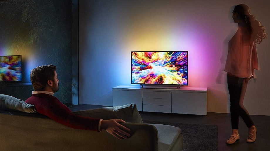 fernseher 55 zoll 4k tvs von samsung lg sony im test. Black Bedroom Furniture Sets. Home Design Ideas