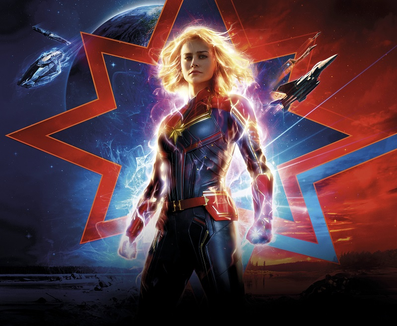 """Captain Marvel"": Der Film läuft ab dem 7. März in den Kinos. (Quelle: imago)"