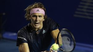 Alexander Zverev hat in Indian Wells sein Auftaktmatch gewonnen.