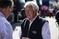 Charlie Whiting (66): Renndirektor in der Formel 1 (Quelle: imago images/ZUMA Press)