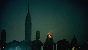09.11.1965: Als New York in Dunkelheit versank (Quelle: AP/dpa)