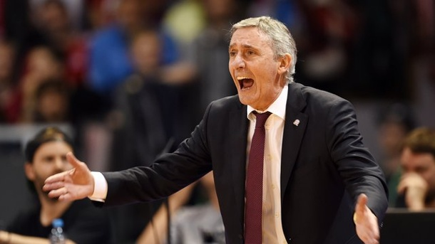 Euroleague: Ex-Coach Pesic traut Bayern-Basketballern Final Four zu. Traut den Bayern-Basketballern einiges zu: Ex-Coach Svetislav Pesic.