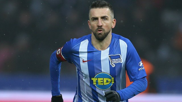 Vedad Ibisevic Hertha