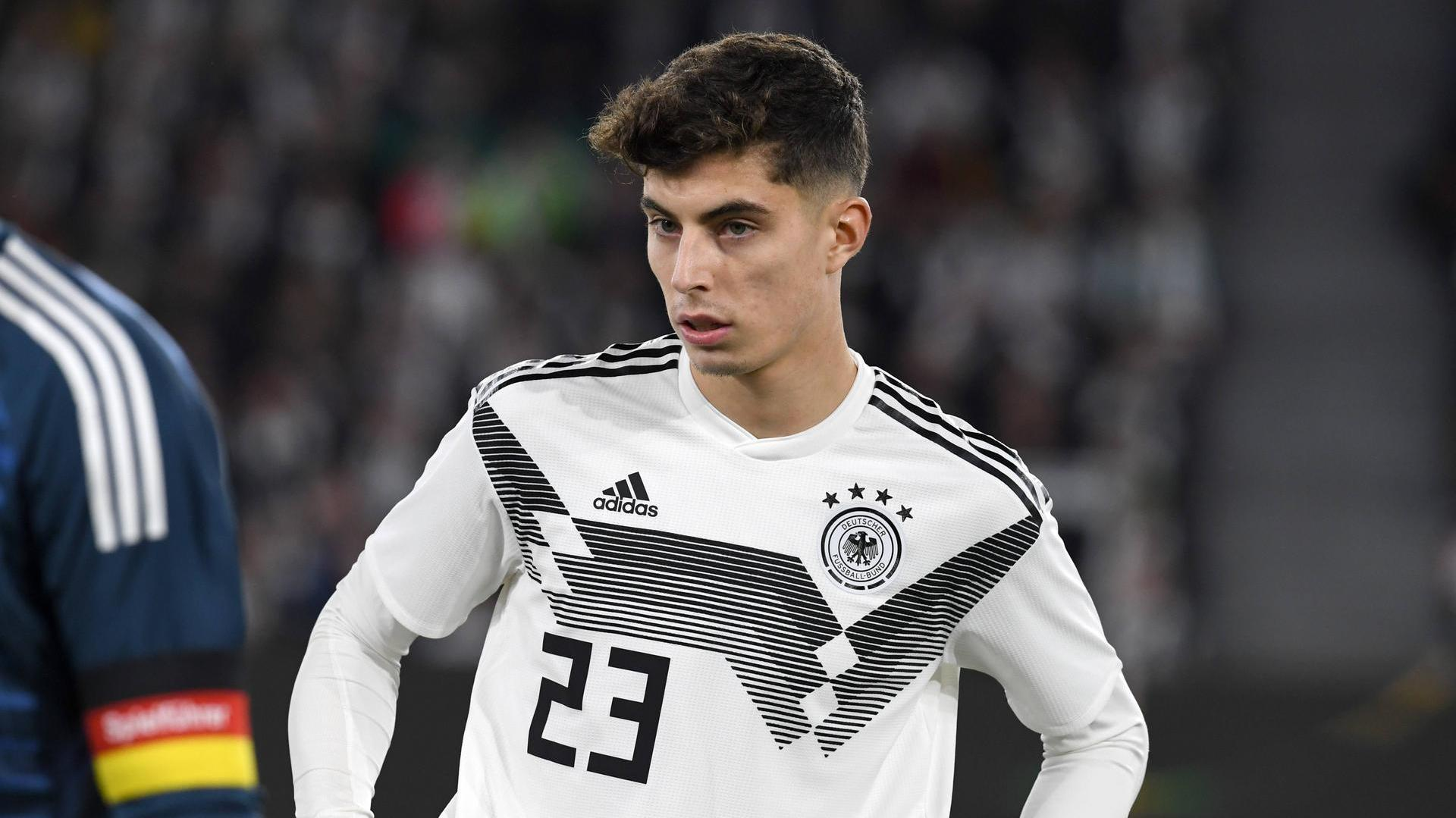 Mega-Ablöse – record player wants the national player Kai Havertz ...