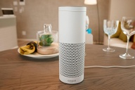 Amazon Echo Plus: Note 3,1; rund 150 Euro. (Quelle: imago images/Aflo)