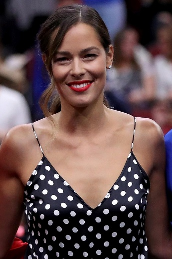 Ex-Tennisprofi Ana Ivanovic: 6. November 1987 (Quelle: Matthew Stockman/Getty Images for The Laver Cup)