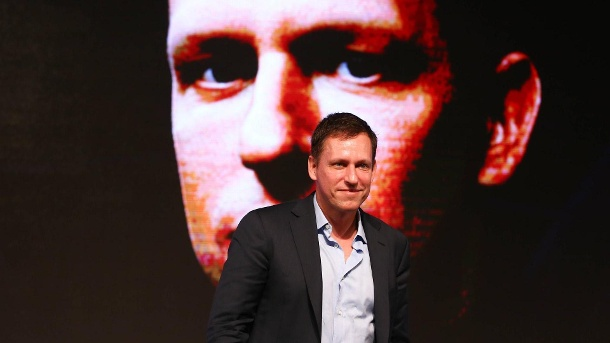 Peter Thiel. (Quelle: imago)