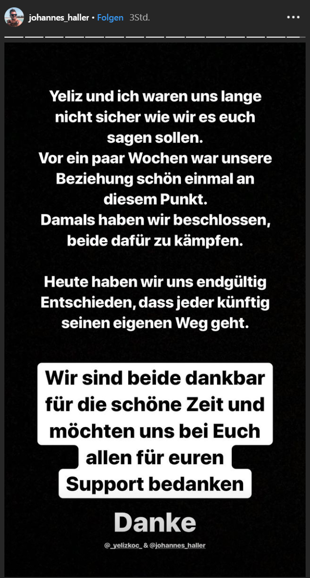 (Quelle: Screenshot Instagram)