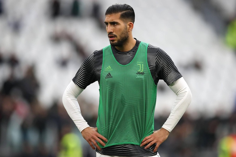 Emre Can (Juventus Turin) (Quelle: imago images/Sportimage)