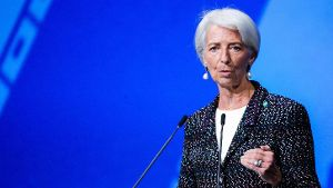 Christine Lagarde: Die IWF-Chefin warnt Trump