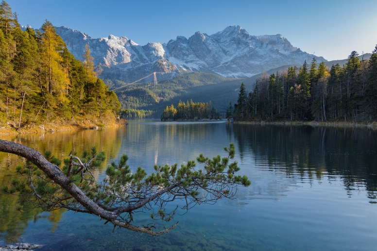 Eibsee (Quelle: Getty Images/meseberg)