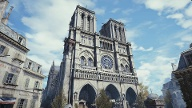 "Die Notre-Dame in ""Assassin's Creed Unity"". (Quelle: Ubisoft)"