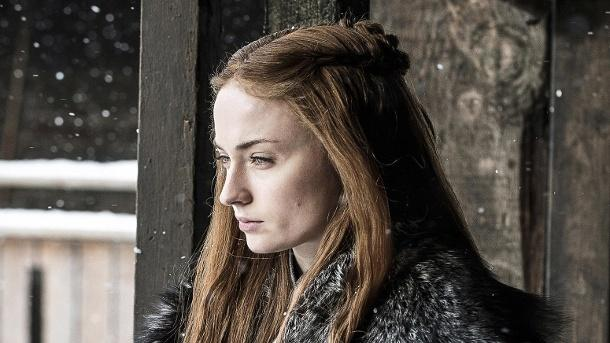 """Game of Thrones"": Sansa und Theon – was verbindet die beiden so sehr?. ""Game of Thrones"": Sansa Stark und Theon Graufreud teilen eine grauenhafte Vergangenheit. (Quelle: AP/dpa)"