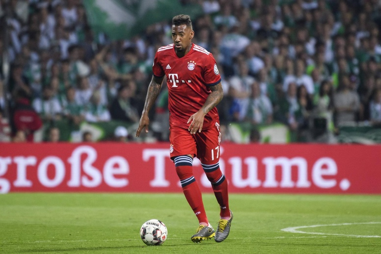 Jerome Boateng (Quelle: imago images)