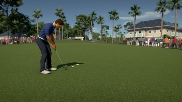 "Golf-Videospiele: Handycap-Pflege auf virtuellem Green. ""The Golf Club 2019 featuring PGA Tour"" ist ein Golf-Abenteuer für wirkliche Freunde des Rasensports."