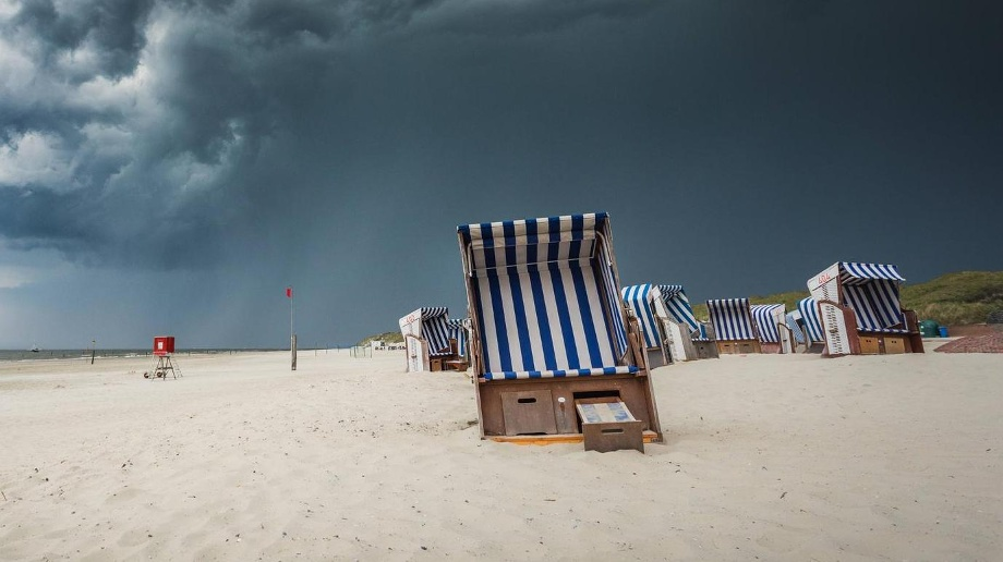 Wetter Vejers Strand 16 Tage